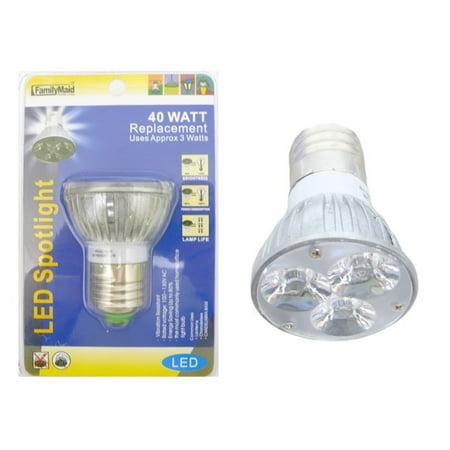 3 Watts LED Spot Down Light Bulb Directional Beam