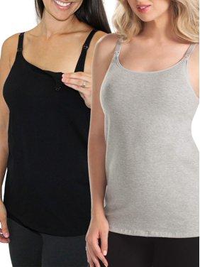 996c42b7601b5 Maternity Nursing Bras   Tank Tops - Walmart.com