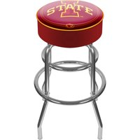 "Trademark Global Iowa State University 31"" Padded Bar Stool"