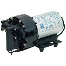 Aquatec 5511-1E12-B638) Delivery Pump 3.35 GPM; 60 PSI; 1...