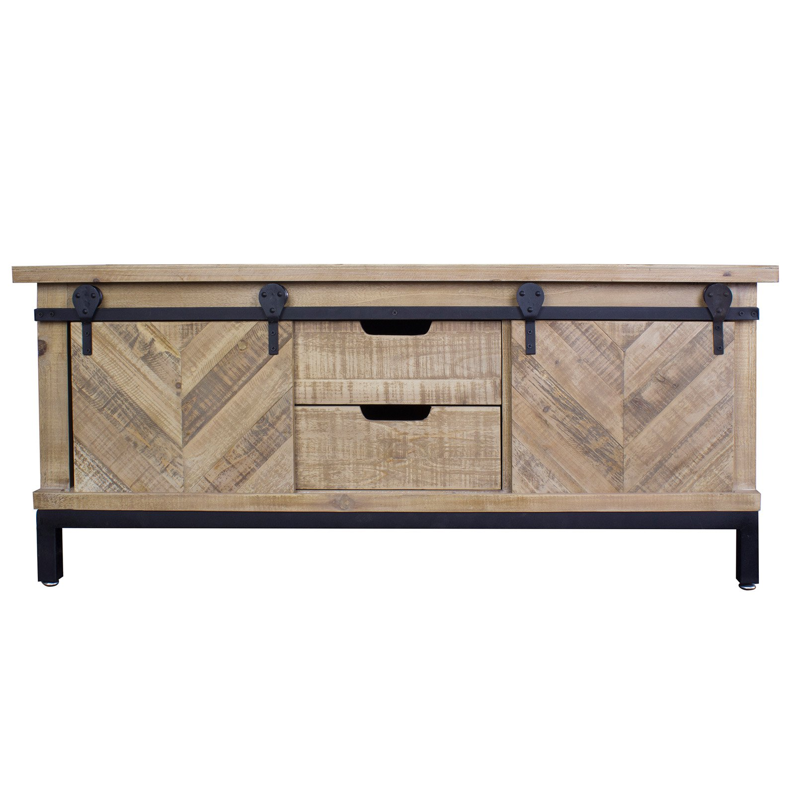 Heather Ann Creations Knightsbridge Collection Buffet Cabinet