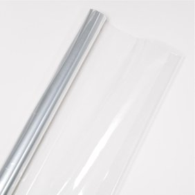 Clear Cellophane Wrapping Paper 100ft X 2 5ft