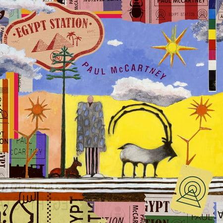 Egypt Station (Vinyl) (Limited (Egyptian Instrumental Music)
