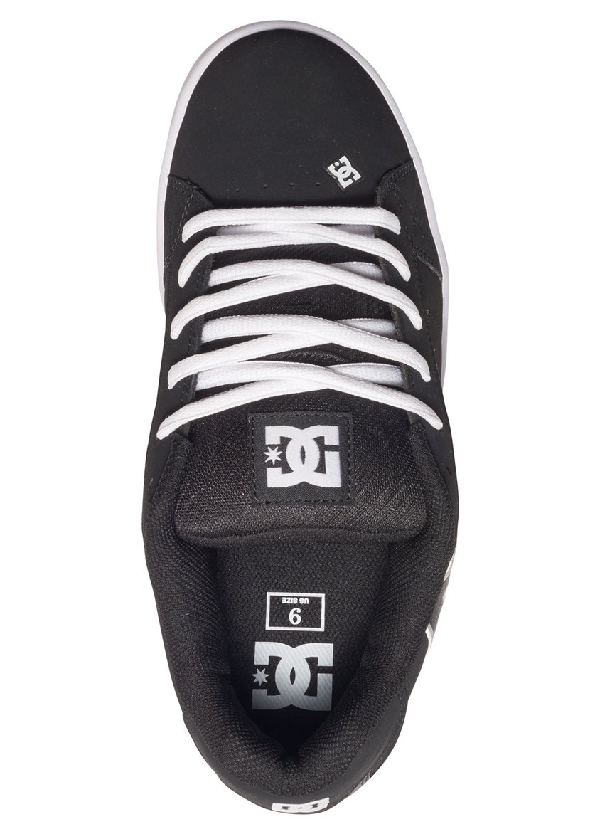 DC  Men Net Lace Up Sneakers