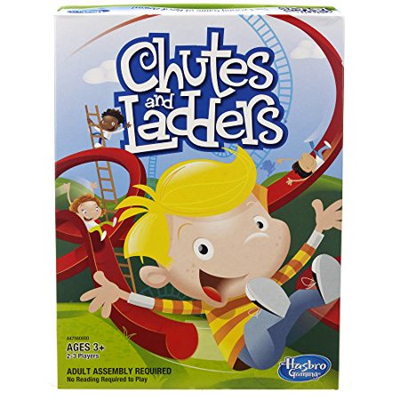 Hasbro Chutes and Ladders](Chutes And Ladders Game)