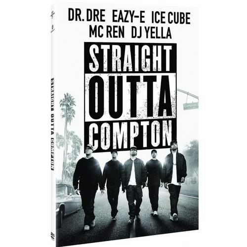 Straight Outta Compton (With INSTAWATCH) (Anamorphic Widescreen)