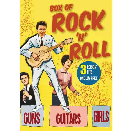 Box Of Rock And Roll (Music DVD) by Music Video Dist