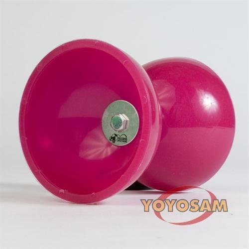 Higgins Brothers Anti Gravity Diabolo - Maroon