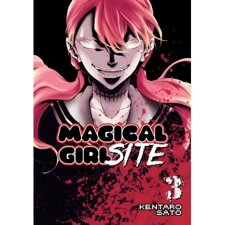 Magical Girl Site Vol. 3](Girls Shopping Site)