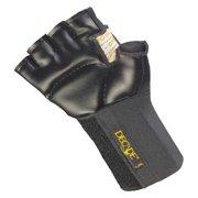 DECADE 49433W Anti-Vib Glove Liner, L, Blk, Left Hand