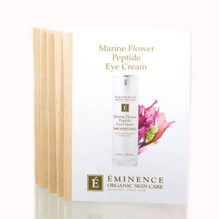 Eminence Marine Flower Peptide Eye Cream - 6 Samples - 0.07oz