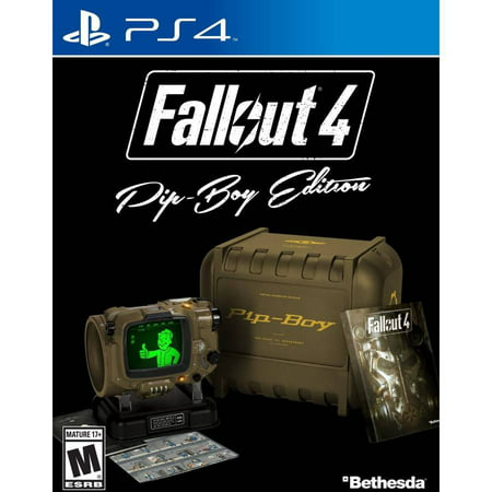 Fallout 4 Pip-boy Edition (ps4)