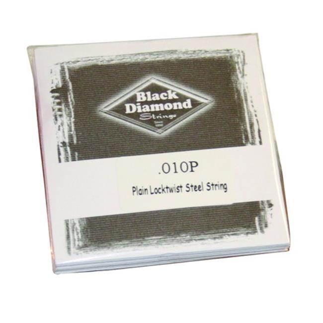 M&M Merchandisers 010P GHS 0.010 Single Plain String by GHS