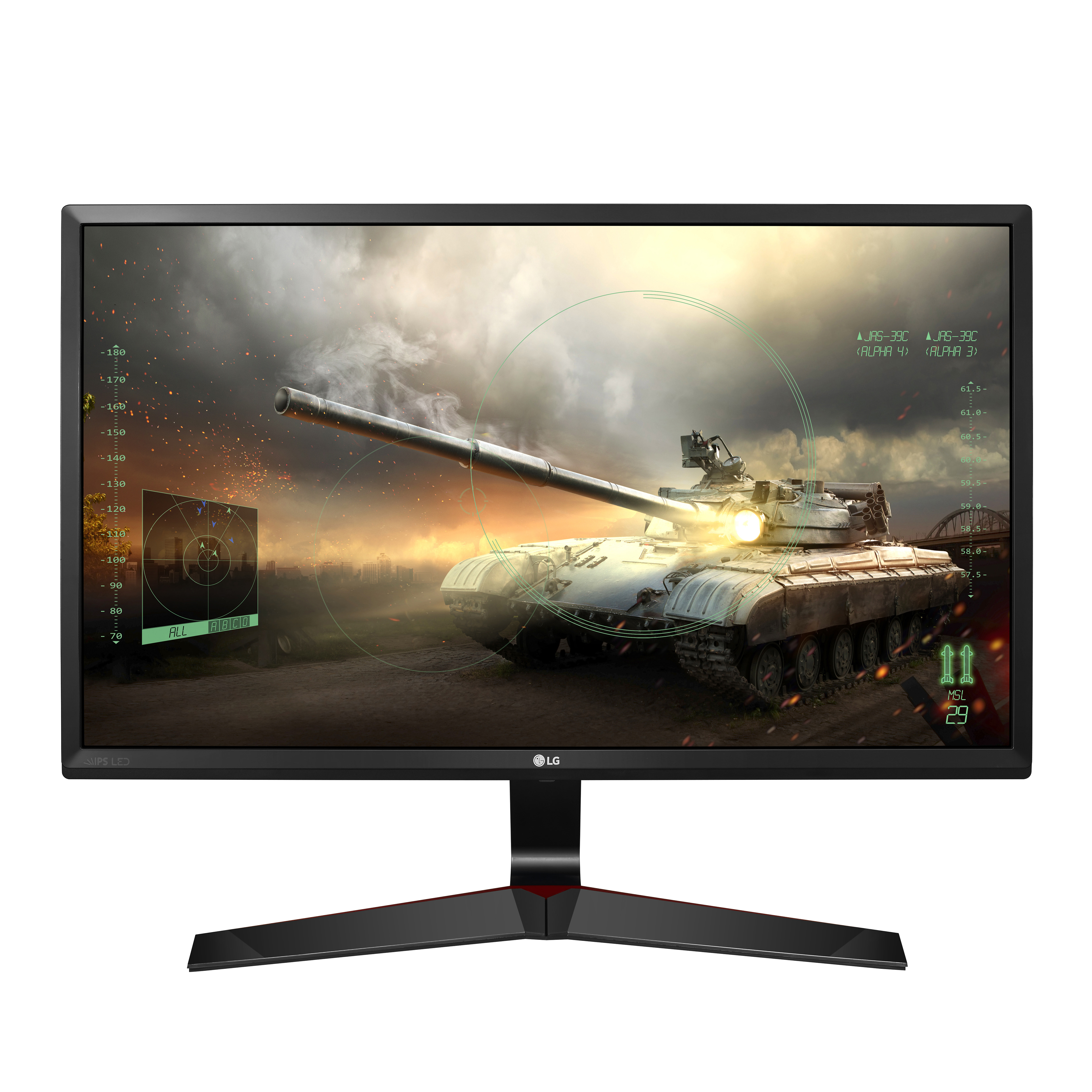 "LG 27"" IPS Full HD Gaming Monitor 27MP59G-P"