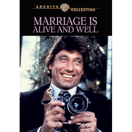 MOD-MARRIAGE IS ALIVE & WELL (DVD/NON-RETURNABLE/TVM/1980) - image 1 of 1