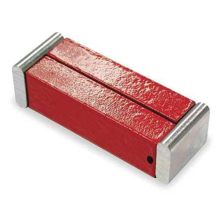 Alnico 5 Bar Magnet,0.3 lb. Pull,PK2 ZORO SELECT 6XY73