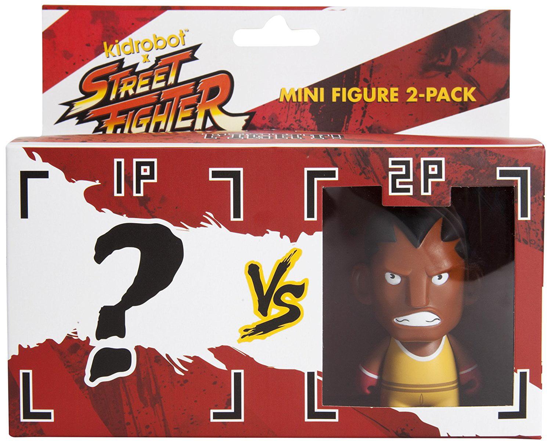 Figurine Street Fighter BALROG  11 cm capcom new in box manga