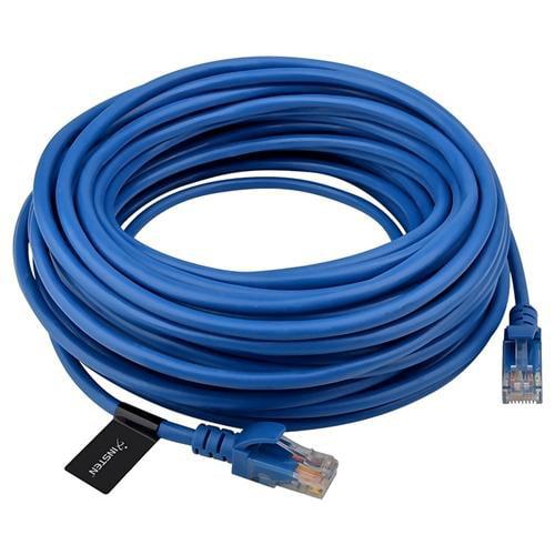 Insten 2 Pack Blue 50 Rj45 Cat 5e Cat5e Lan Ethernet