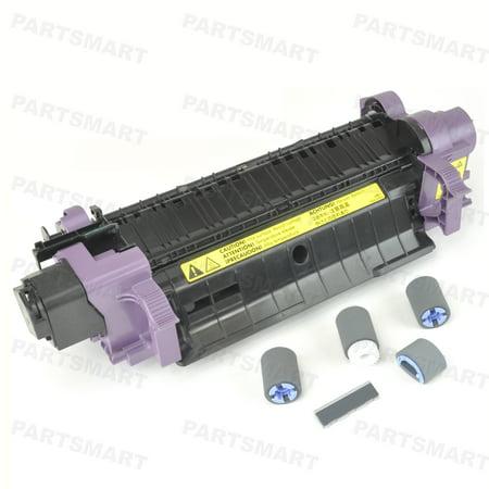 Printel Compatible MK-4700-110 Maintenance Kits (110V) for HP Color LaserJet 4700, Color LaserJet 4730, Color LaserJet CM4730, Color LaserJet CP4005, with RM1-3131-000 Fuser (Hp Color Laserjet 4700 Transfer Kit Reset)