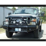 RANCH HAND BTF081BLR Bullnose Front Bumper, For Ford F250 F350 2008 - 2010