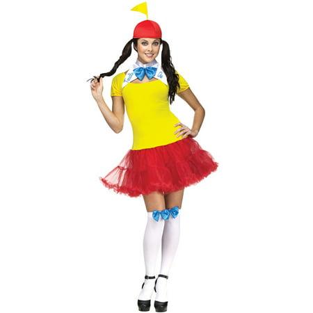 Tweedle Dee and Dum Adult Costume