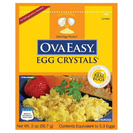 Whole Egg Crystals   5   Ovaeasy