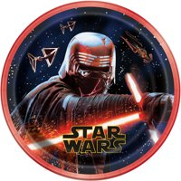 Star Wars Paper Dinner Plates, 9in, 24ct