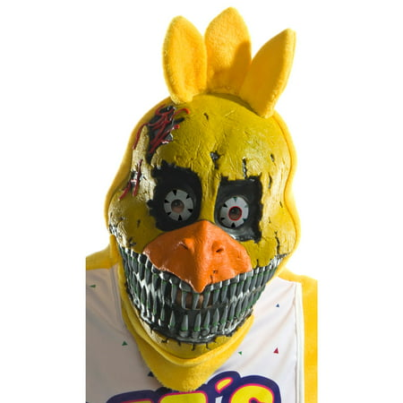 Five Nights at Freddy's - Nightmare Chica Adult PVC 3/4 Mask