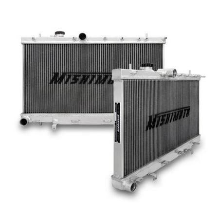 Mishimoto MMRAD-WRX-01 Manual Transmission Performance Aluminium Radiator for Subaru Impreza WRX and