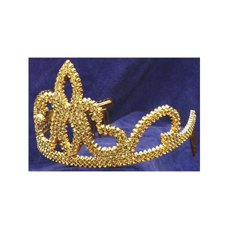 Gold Dress Up Tiara](Dress Up Like Toddlers Tiaras Halloween)