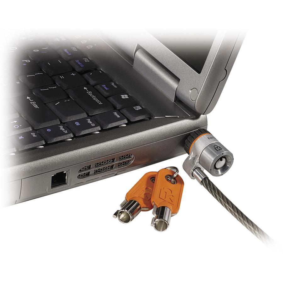 Kensington, KMW64068, Notebook Microsaver Security Cable, 1, Silver