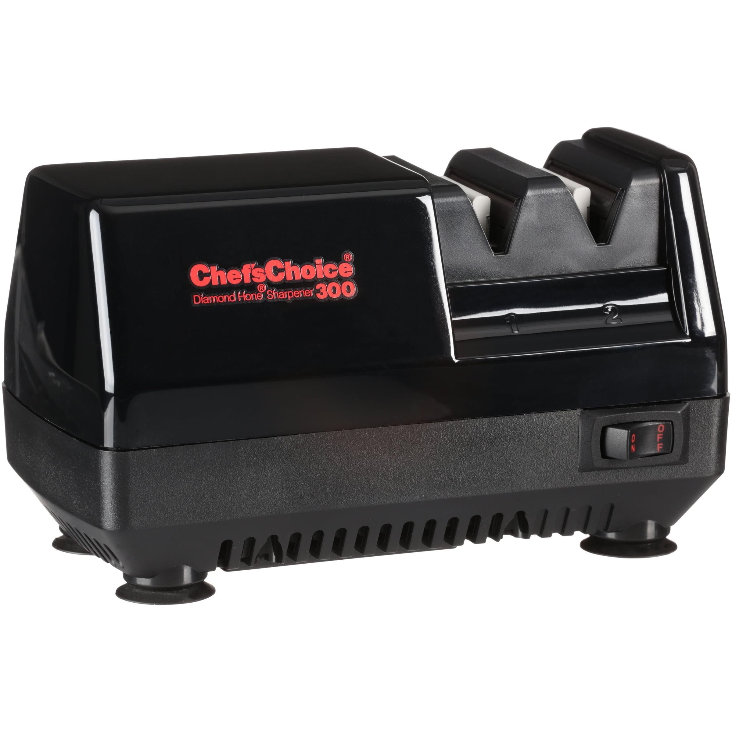 Chef's Choice Black Diamond Hone Knife Sharpener Box by EdgeCraft Corporation,