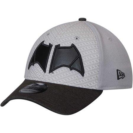 Dale Earnhardt Jr. New Era Justice League Batman 39THIRTY Flex Hat - Charcoal (Dale Earnhardt Jr Halloween Costumes)