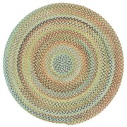 Capel Rugs - Kill Devil Hill Round Braided Rugs