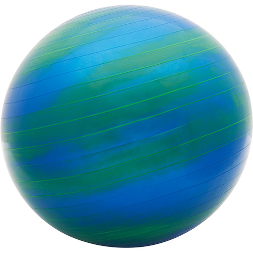 Altus Be Fit Look Fit 75cm Body Ball with 2-lb. Sand Fill, Earth