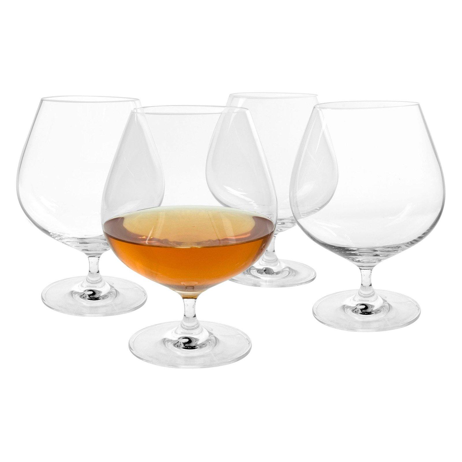 Artland Inc. Veritas Cognac Glasses Set of 4 by Artland