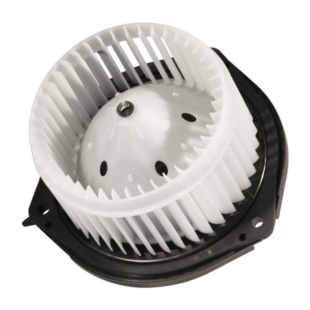 Pontiac Grand Prix Mileage - AC Blower Motor With Fan - Replaces# 22754990, 15850268, 22792042, 19153333 - Fits 2004-2016 Chevy Impala, 2004-2008 Pontiac Grand Prix, 2005-2009 Buick LaCrosse, 2004-2007 Chevy Monte Carlo