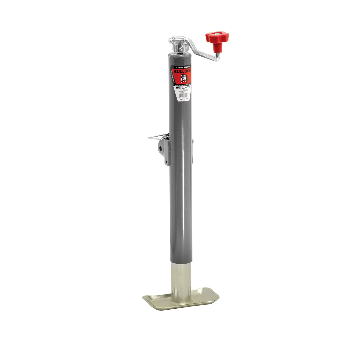 Bulldog 178151 Trailer Jack by Bulldog