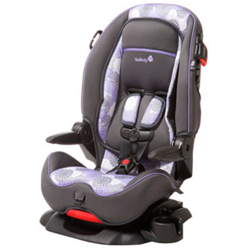 Safety 1st Summit Booster Car Seat - Victorian Lace