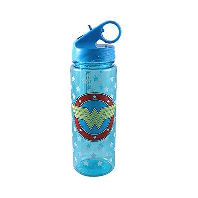 Wonder Woman Water Bot, Silver Buffalo, (Unisex Water Buffalo)