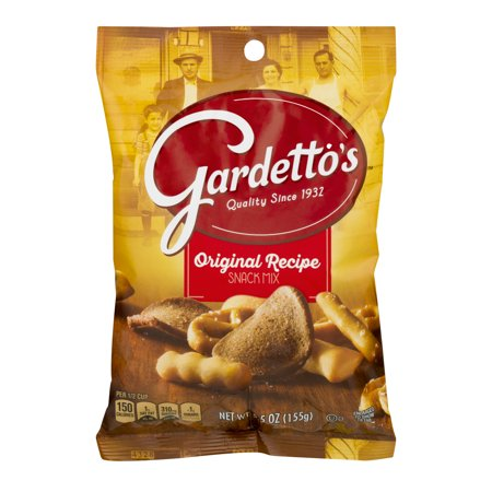 Gardetto's Snack Mix Original Recipe, 5.5 OZ