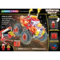 Laser Pegs Fire's Fury