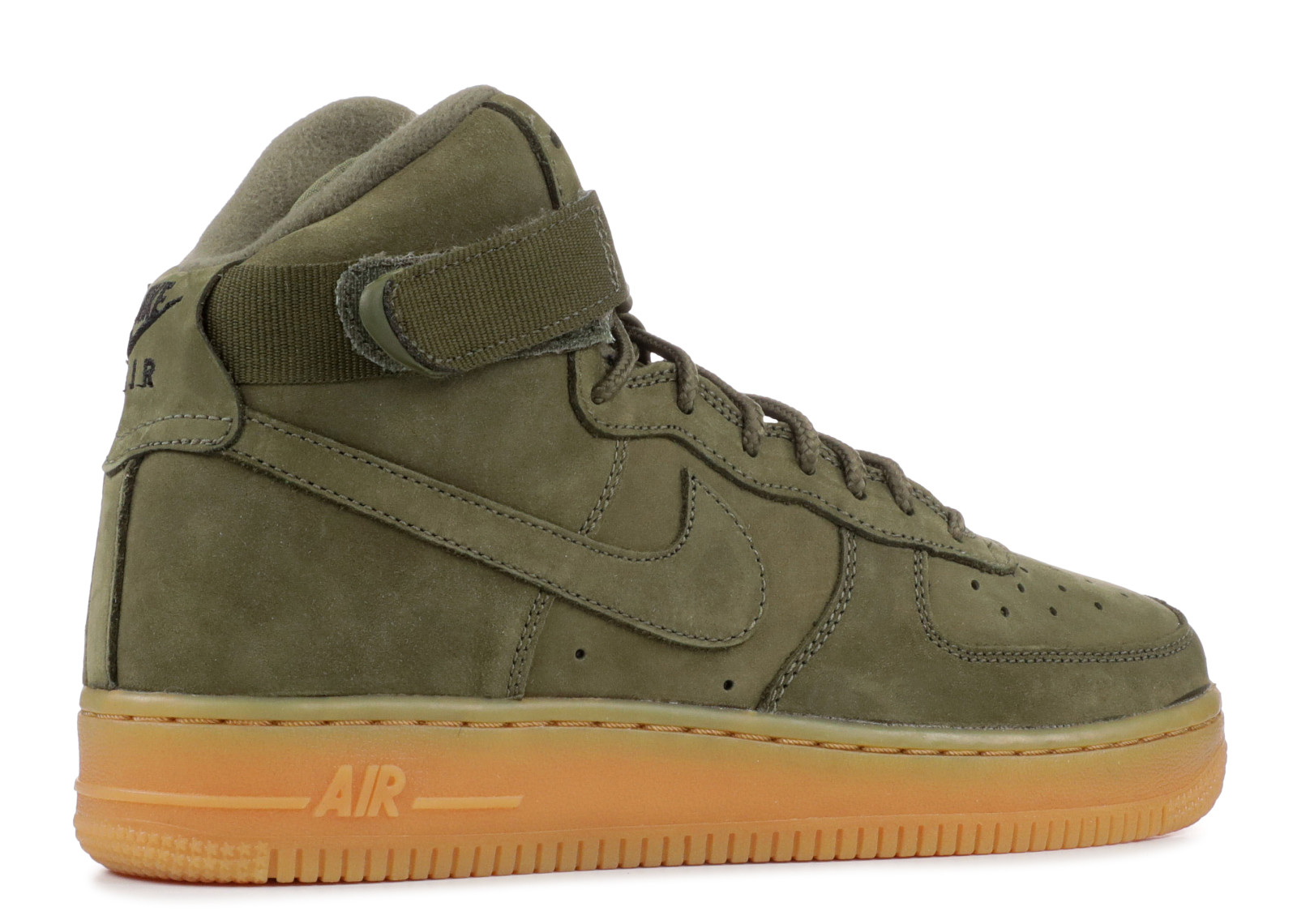 promo code 3f396 1ae45 Nike - Unisex - Air Force 1 High Wb (Gs) 'Dark Green ...