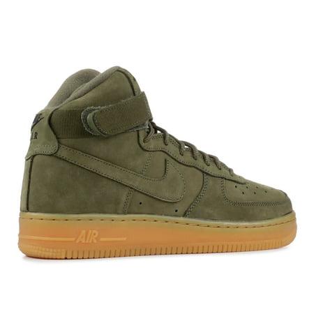 Nike - Unisex - Air Force 1 High Wb (Gs) 'Dark Green