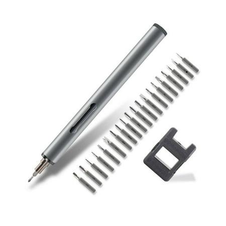 BEST Mini Electric Screwdriver Potable Disassembling Tool Kit for Electronics Cellphone PC