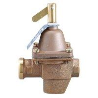 WATTS B1156F Pressure Regulator,1/2 In,10 to 25 psi