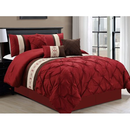 fmt p pleated threshold pinched wid set a hei sets comforter target pleat