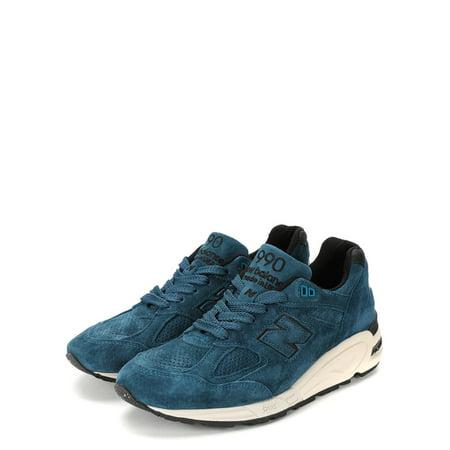 1fb4a1993aee6 New Balance - new balance men's 999v2 color spectrum sneakers m990cr2 north  sea w/ moonbeam - Walmart.com