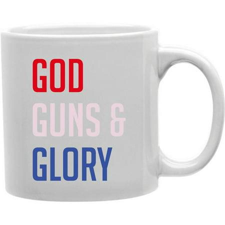 Imaginarium Goods Cmg11 Igc Ggg Ggg   God Guns   Glory Mug