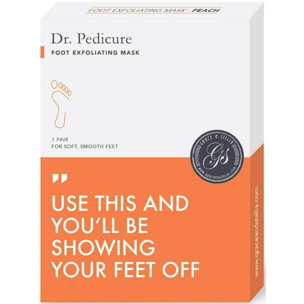 Grace & Stella - BEST Dr. Pedicure Foot Exfoliation ...